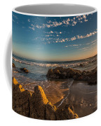 Sunset At Crystal Cove 12 Coffee Mug