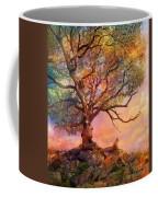 Sunset At Fox Mountain Coffee Mug