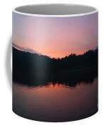 Sunset At Indian Boundary Coffee Mug