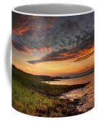 Sunset At Kent Narrows Coffee Mug