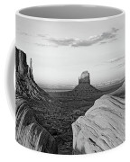 Sunset At Monument Valley, Monument Coffee Mug
