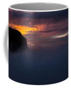 Sunset At Nevado Del Ruiz Coffee Mug