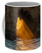 Sunset At Pfeiffer Beach Coffee Mug