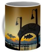 Sunset At Snooks Bayside Coffee Mug