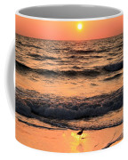 Sunset At St. Joseph Coffee Mug