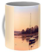 Sunset At The Creek Coffee Mug