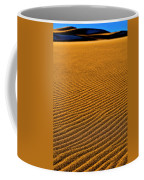 Sunset At The Great Sand Dunes National Coffee Mug