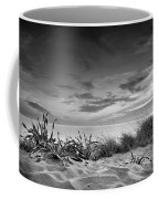 Sunset At The Mediterranean Sea Coffee Mug
