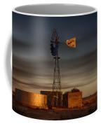 Sunset At The Well Coffee Mug