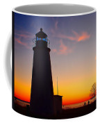 Turkey Point At Sunset Coffee Mug