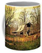 Sunset Barn Coffee Mug