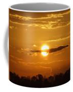 Sunset Bear Coffee Mug