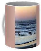 Sunset Birds Coffee Mug