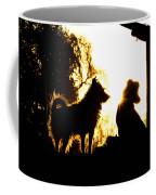 Sunset Buddies Coffee Mug