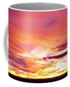 Sunset, Canyon De Chelly, Arizona, Usa Coffee Mug