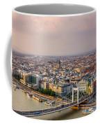 Sunset City Coffee Mug