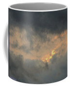Sunset Cloud Formations Coffee Mug
