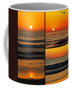 Sunset Collage Coffee Mug