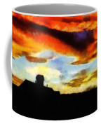 Sunset Colours Coffee Mug