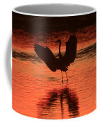 Sunset Dancer Coffee Mug