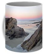 Sunset  Denhams Beach. Coffee Mug