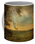 Sunset Farmland Coffee Mug