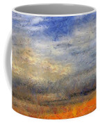 Sunset Field Coffee Mug