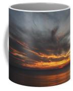 Sunset Fiery Sky Coffee Mug