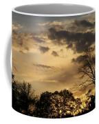 Sunset Fire Coffee Mug