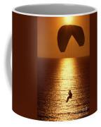 Sunset Flight Coffee Mug