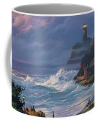 Sunset Fog Coffee Mug