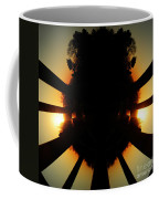 Sunset Folly Coffee Mug
