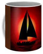 Sunset For Two Coffee Mug