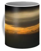 Sunset From Above Coffee Mug