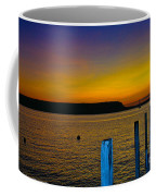 Sunset From Andersons Dock Coffee Mug