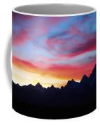 Sunset From Hedrick Pond Coffee Mug