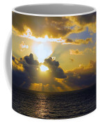 Sunset From The Mumbles Coffee Mug