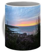 Sunset Garden View Coffee Mug