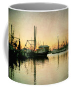 Sunset Harbor Glow Coffee Mug