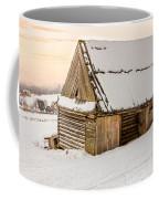 Sunset Hut Coffee Mug