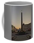 Sunset In B.bystrica Coffee Mug