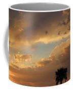 Sunset In California Coffee Mug