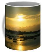 Sunset In Camargue - France Coffee Mug