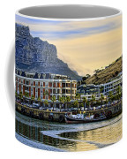 Sunset In Cape Town Coffee Mug