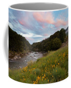 Sunset In Cobb Valley Of Kahurangi Np Of New Zealand Coffee Mug