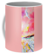 Sunset In Costa Brava Coffee Mug
