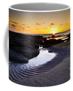 Sunset In Iceland Coffee Mug