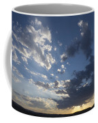Sunset In New Mexico Coffee Mug