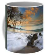 Sunset In Paradise Coffee Mug by Mike  Dawson