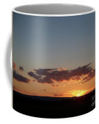 Sunset In Pennsylvania  Coffee Mug